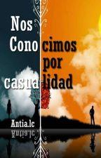 Nos conocimos por casualidad  by antialc
