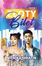 The Golden Ticket by MonicaMargaret