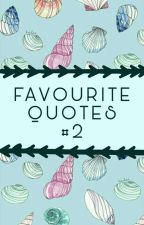 Favourite Quotes #2 by sweetygirlofall111