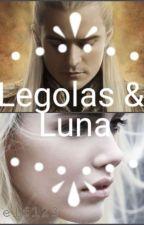 Legolas & Luna by szarelf123