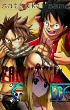 Que Camino Tomar 《FAIRY TAIL ONE PIECE》 by lizchqu
