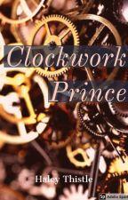 Clockwork Prince by momothistle