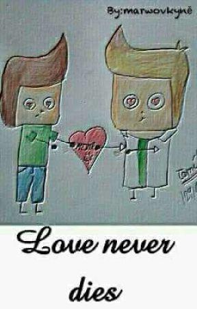 Love never dies by Mejmrlover