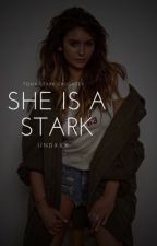 She is a Stark  ▹ TONY STARK DAUGHTER by iindxxx