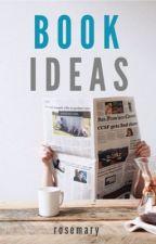 Book Ideas by wafflebibber