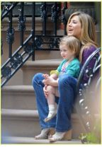 Adopted by Jennifer Aniston and Justin Theroux by kiingsclub