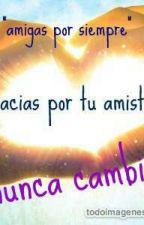 Gracias Por Sus Amistades by CatyChibi