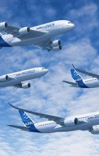 History of Airbus (Completed) by SonicGamesSG396