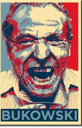 Charles Bukowski by Mealy1994