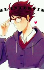 The Interview ll Oikawa Tooru x Reader by crazyinspiredone