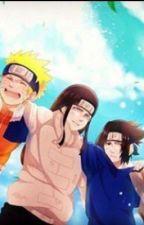 Los chicos de Naruto y tú  by castilloFL