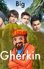 Big Time Gherkin by BTRbigpicklegherkin