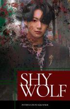 shy wolf [rosekook] by internationalkookie