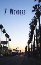 7 Wonders by theveiledgospel