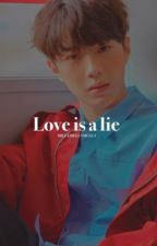love is a lie | lai guanlin by Millymellymully