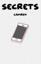 Secrets [camren] by icamilizerboy