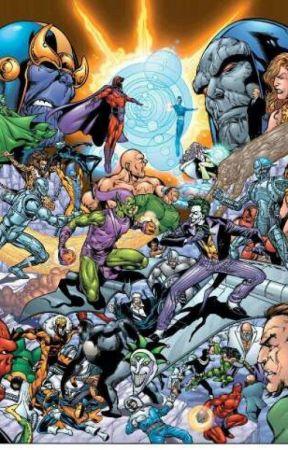 Suicide Squad: Universal Destruction  by DemonicXeno17