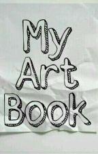My Art Book  by LeonTheLionXx