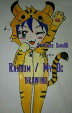 Random / My Oc Drawing by Minako_Sama96
