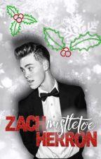 "Zach Herron ✦ ""Mistletoe"" by whydontwetour"