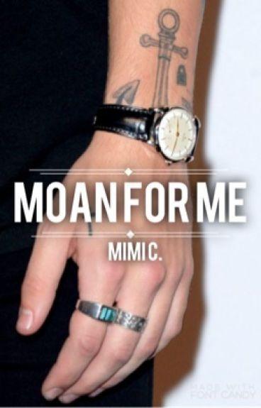 Moan for Me » zourry/narry/niam au [mature]