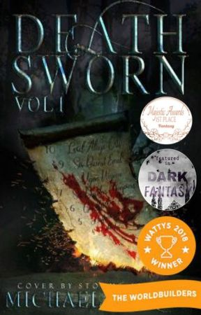 Deathsworn (Wattys 2018 Winner) by MichaelPanter5