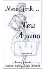 New York, New Ariana (Ariana Grande, Nathan Sykes, & Jai Brooks) by arianasrazzles