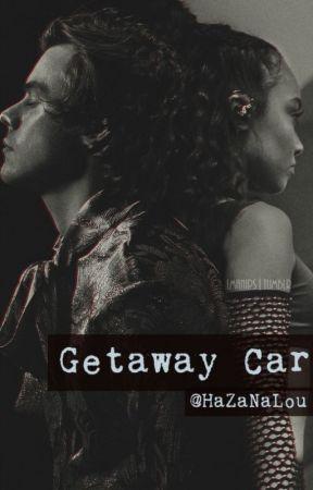 Getaway Car by HaZaNaLou