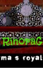 Al-sheerma's royals series  by RinoraG