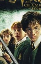 Гарри Поттер и Тайная комната. by blue1llama