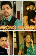 wrong number by Shreeyuvi