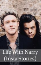 Life With Narry (Insta Stories)  by harrywavycurly