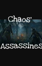 Chaos' Assassines ~ a Percabeth x Chaos story by 11Booklover