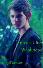 Peter's One Weakness by MagicForever