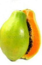 una papaya metà by Laura_Hollis_Griffin