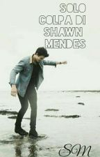 SOLO COLPA DI SHAWN MENDES- Sequel by DileMendes2003