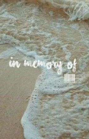 In memory of · Poems by POETICNEGRO