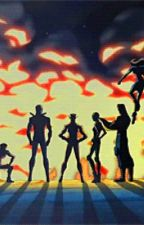 How I Joined Young Justice  by MidoSnatched