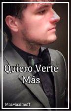 Quiero verte mas | Josh Hutcherson | by parkxr