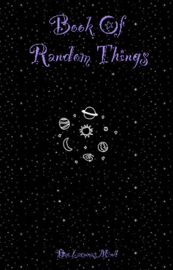 Book Of Random Things