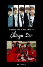 CHINGU LINE [Wanna One x Red Velvet] by donna0506