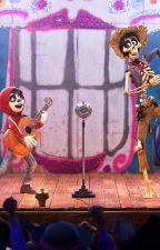 One-Shots Coco Disney Pixar by D12NEYPixarFan