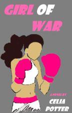 Mujer de Guerra by CeliaPotter