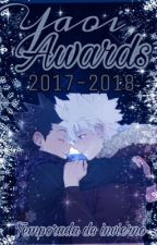 Yaoi Awards [Temporada de invierno] 2017-2018 by EditorialMikkuso