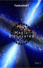 Magic Discovered by yackumo01