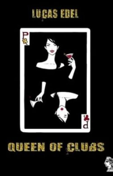 Queen of Clubs by LucEdel