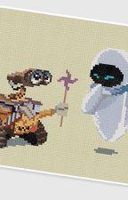 Wall-e X Eve Story by CloudTheGreat1