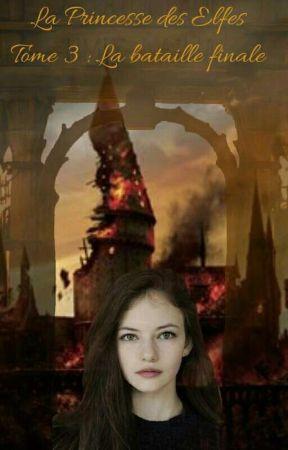 La princesse des Elfes /Tome 3 : La Bataille Finale\ by AelitaShaeffer
