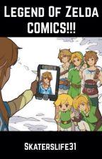 Legend of Zelda COMICS!!! by PhantasticAlly606
