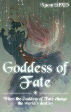 Goddess of Fate by ViannaScarlet